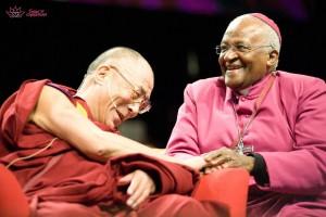 dalai-llama plus Mgr Tutu